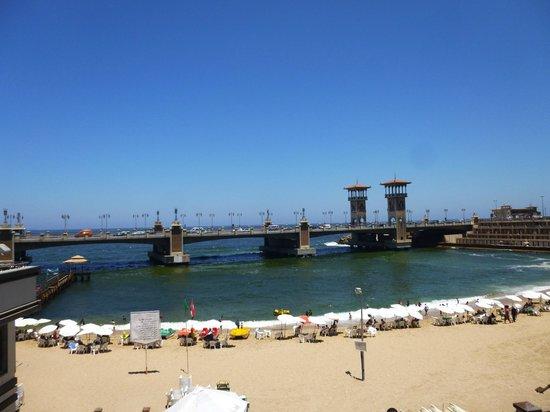 Ramasside Tours - Day Tours: Stanley Bridge, Alexandria