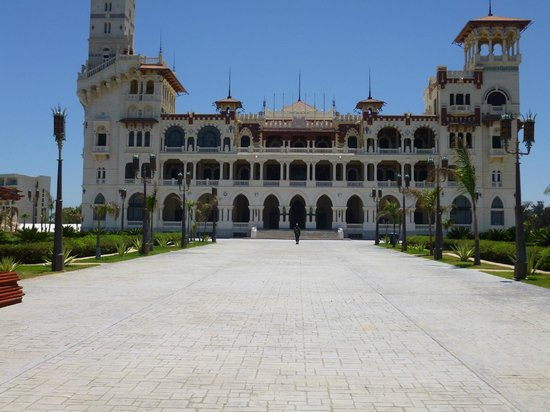 Ramasside Tours - Day Tours: Presidential Palace, Alexandria