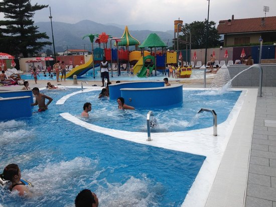 Hotel Villa Glicini: idromassaggio