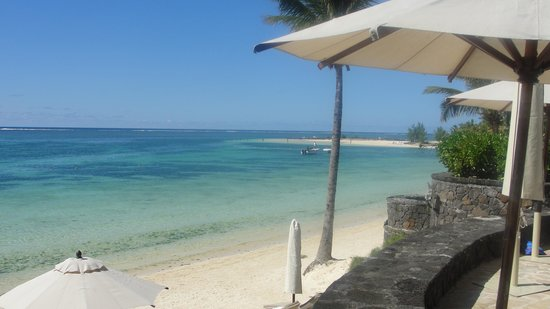 The Residence Mauritius: our view everyday!!!