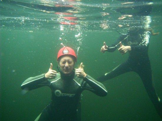 Crags Adventures: Water fun