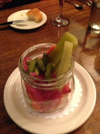 Clyde's of Reston: Pickle Jar