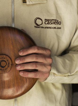 Massimo Casiello - Tornitura Artistica del Legno