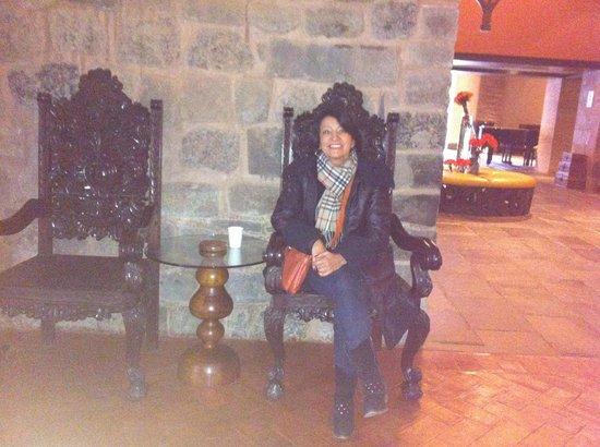 JW Marriott El Convento Cusco: Rústico e belo!