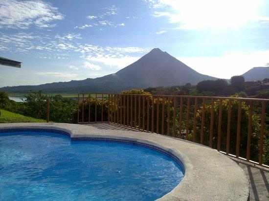 Hotel Castillo del Arenal: Pool