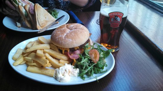 Rose and Crown: Yummy!