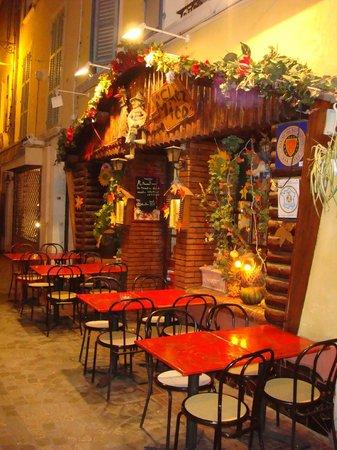 Chez Mico: TERRASSE DE NUIT