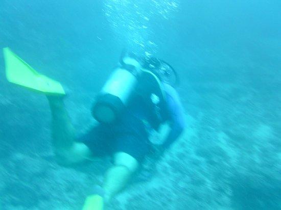 Puerto Vallarta Scuba: Our Dive Master Peter