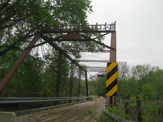 Historic Forestville: Carnegie Bridge