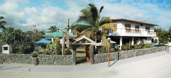 Hotel San Vicente Galapagos : Facade