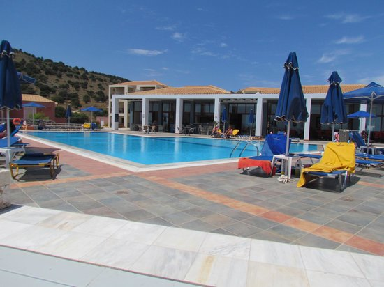 Asteris Hotel: Asteris pool