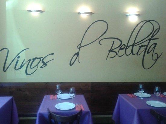 Vinos de Bellota : Sin palabras