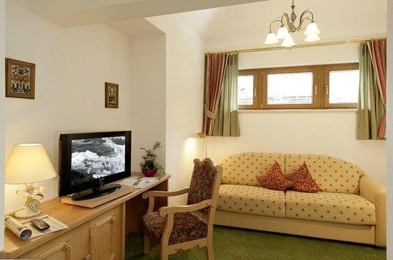 Hotel Garni Alpenland: Junior Suite