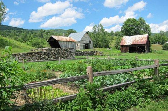 Farmhouse Inn at Robinson Farm: Tory's Garden