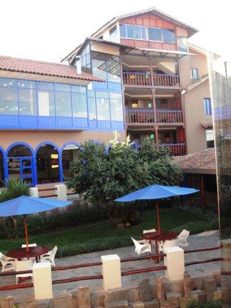 Casa Andina Classic Cusco Plaza: Atendimento excelente.