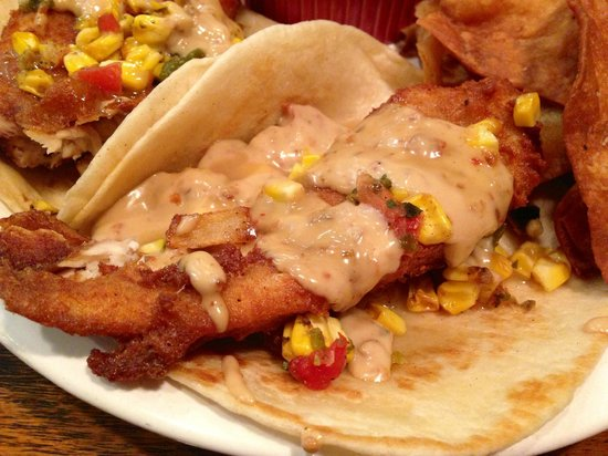 Crafted, The Art of the Taco: Close Up Fish Tacos