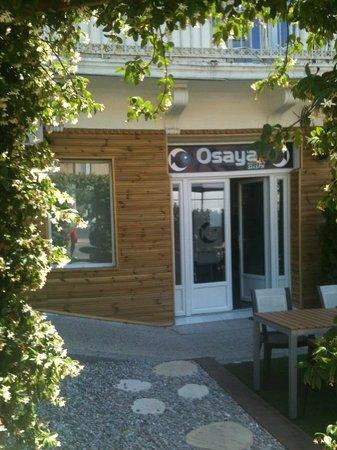 Osaya-Sushi