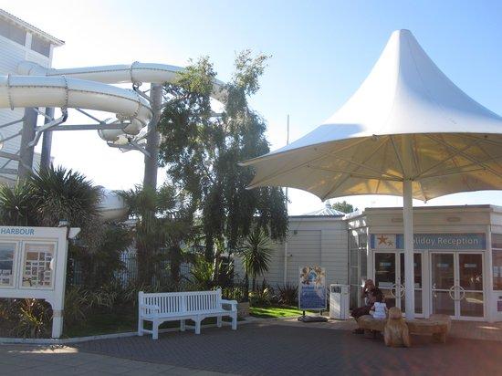 Rockley Park Holiday Park - Haven: Reception