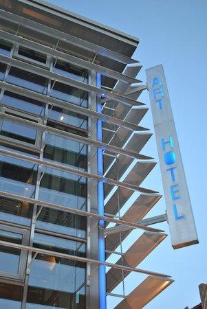 Art hotel ahlen tyskland hotel anmeldelser for Design hotel niedersachsen