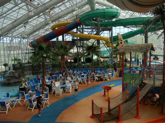 La Quinta Inn & Suites Rapid City: waterpark