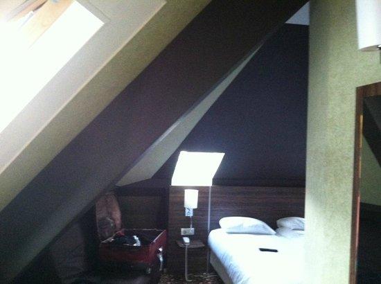 Hôtel Berkeley : room
