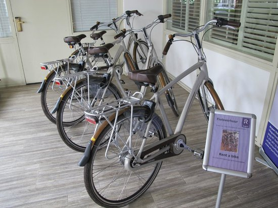 Best Western Plus Rotterdam Airport Hotel: Great place to rent a bike.. and perfect conditon