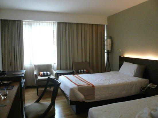 Centara Hotel & Convention Centre Udon Thani: 部屋に関しては悪くない