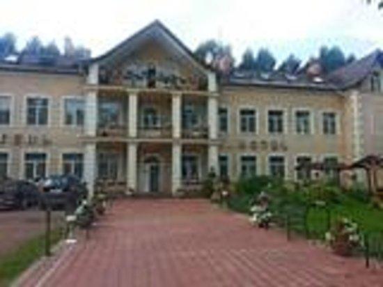 Elizar Hotel : отель
