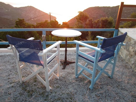 Sunset Cafe Bar: Tramonto Al Sunset Cafe