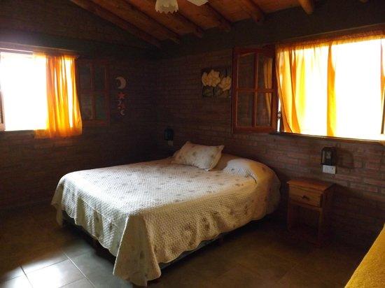 Cabanas Inti-Sumah: cabañas amanecer y atardecer