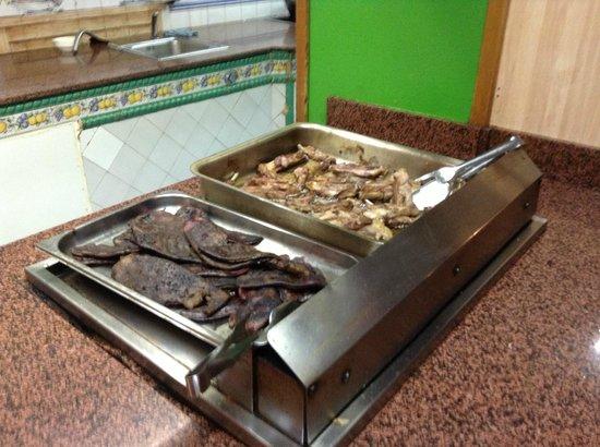 Playabonita Hotel : Restaurant