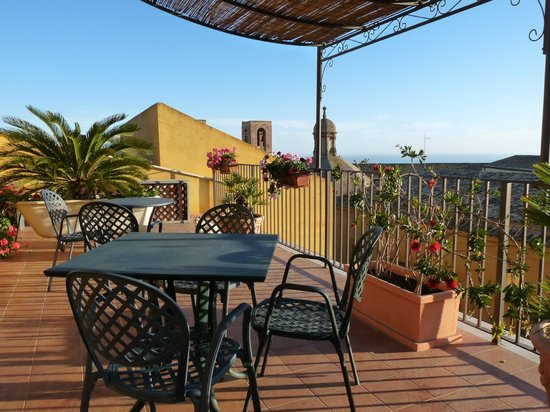 Terrasse Ouest - Picture of B&B Terrazze di Montelusa, Agrigento ...