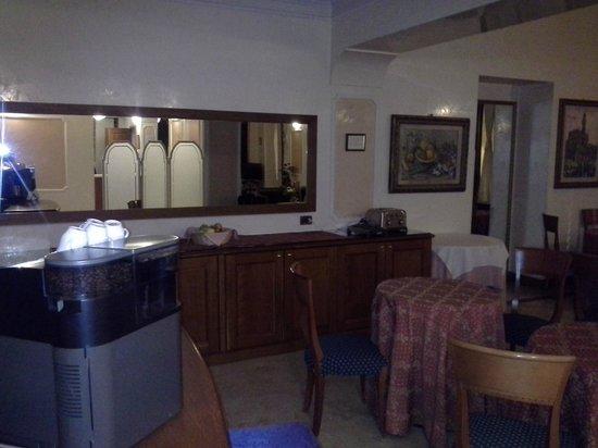 Strozzi Palace Hotel: Dining area - Breakfast Area