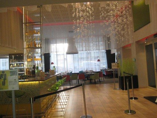 Thon Hotel EU: Lobby bar