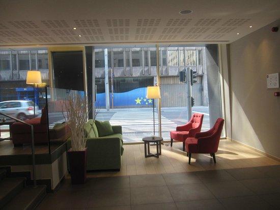 Thon Hotel EU : Lobby area