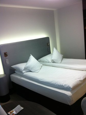 Thon Hotel EU : Bed