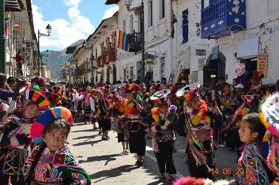 El Virrey Boutique Hostal: Child Festival 2