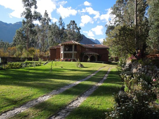 Cusco Cottages: The Main House