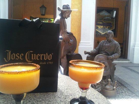 La Rojena: Margaritas