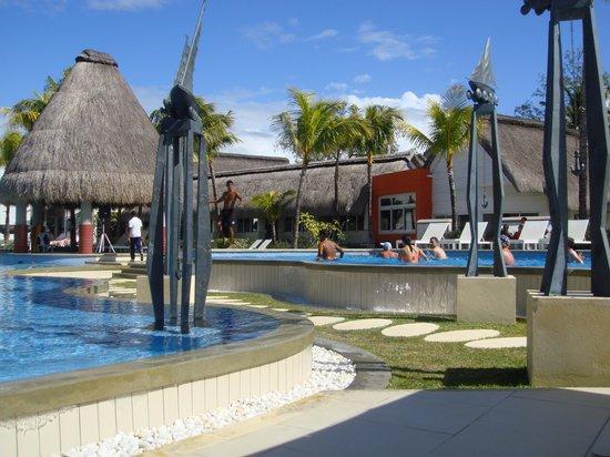 Ambre Resort & Spa: Aqua gym