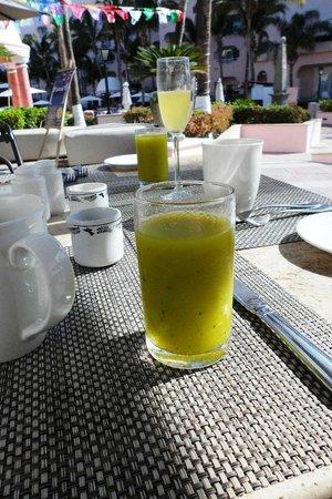 """Mare Nostrum: """"Green juice"""""""