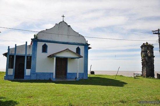 Salvaterra, PA: Igreja N S do Rosário