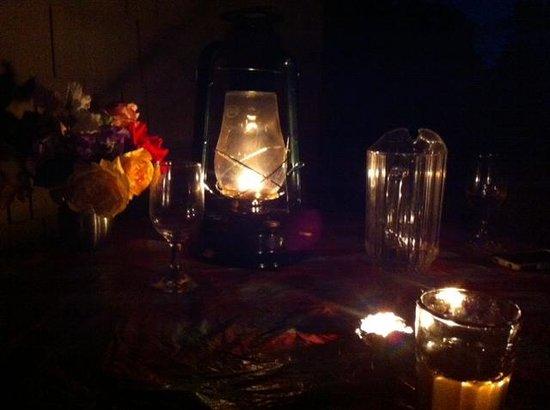 Driftwood Village: Fine Dining