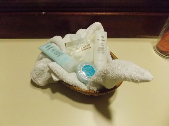 Best Western Belize Biltmore Plaza: kit bagno