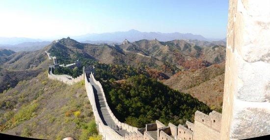 Jinshanling Great Wall: Jinshanling Section of the Great Wall