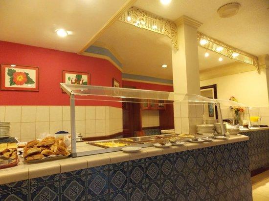 BEST WESTERN Belize Biltmore Plaza Hotel: colazione