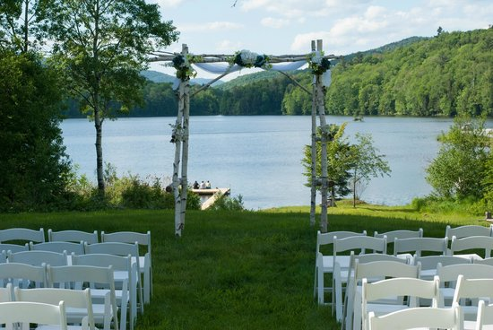 Mountain Meadows Lodge: Ceremony Site