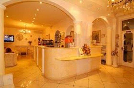Hotel Gioiosa: Hall