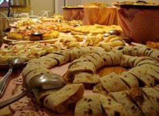 Hotel Gioiosa: Buffet