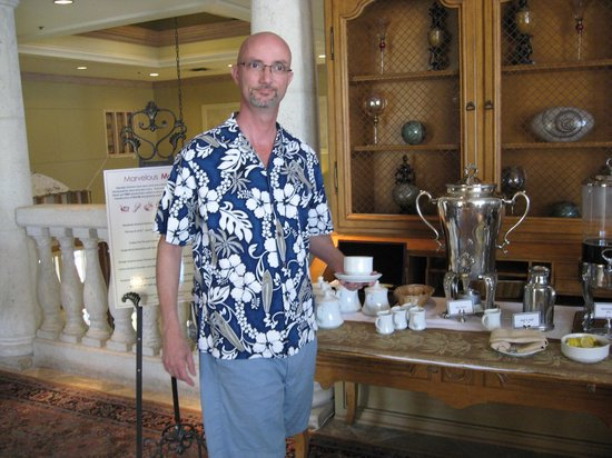 The Lodge and Club at Ponte Vedra Beach: High Tea